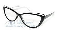 Очки женские для зрения с диоптриями +/- Код:1065