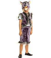 Карнавальный костюм волка детский
