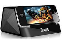 Портативный динамик - подставка Divoom iFit-2 USB black
