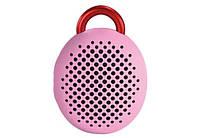 Портативная колонка Divoom Bluetune-Bean pink