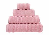 Полотенце IryaFrizz microline розовое 70*130
