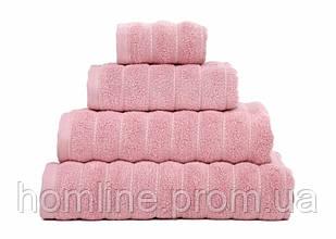 Полотенце IryaFrizz microline розовое 50*90