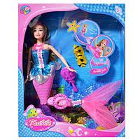 Кукла Русалочка со светом