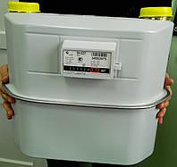 Счетчик газа ELSTER BK G 25 мембранный (диафрагменный) коммунальный «ElsterGroup» (Словакия-Германия)