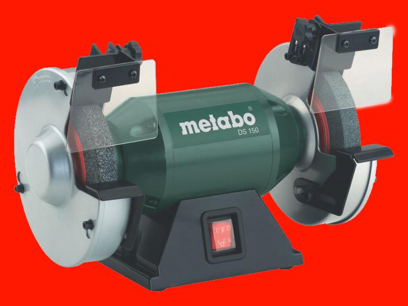 Точильный станок на 150 мм Metabo DS 150