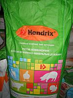 Хендрикс Предстартерный комбикорм для поросят 5-40 дней 2мм гранула