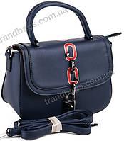 Женская сумка Little Pigeon G175051 d.blue Клатчи женские через плечо, женские клатчи и сумки