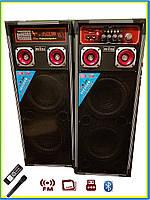 Активный комплект акустики  STAGE208 USB/FM/Bluetooth
