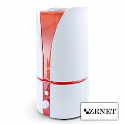 Увлажнитель воздуха ZENET 402-3(Красный)