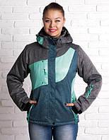 Мембранная термо куртка. Непромокаемая, непродуваемая