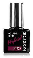 Стойкий лак для ногтей Nogotok Pro Hybrid No Lamp Need № 30