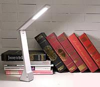Світлодіодна настільна лампа акумуляторна LED Table LAMP U12B, фото 1