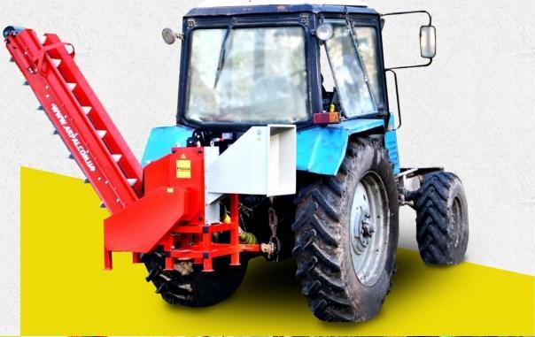 Мобильные измельчители с проводом от ВОМ трактора АМ-120ТР-К К Arpal