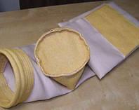 Рукав фильтровальный  из стеклянная ткань с мембраной из PTFE