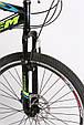 """Горный велосипед TOTEM MTB HD 26""""  Черный/Синий, фото 9"""