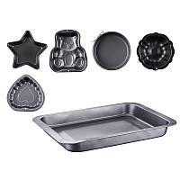 Набор форм для выпечки Peterhof PH-25311 (6 предмета)