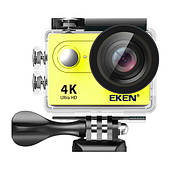 Экшн-камера EKEN H9 - желтый