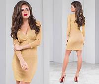 Женское нарядное платье  +цвета, фото 1