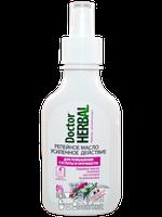 Dr Herbal Репейное масло для волоc «Усиленное действие» 100 мл (4820091144935)