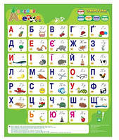 Абетка - Весела абетка (українська мова), Знавець, фото 1
