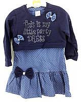 Детские платья 2, 3 года Турция