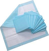 Пеленка гигиеническая универсальная, размер 90 см. x 60 см., упаковка - 25 шт.