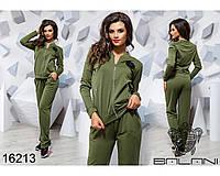 Женский  спортивный костюм - 16213 р-р S   M   L женская одежда от производителя Украина