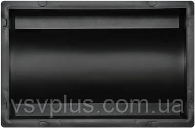 Форми для тротуарної плитки Відлив 250х160х60 1 шт Верес