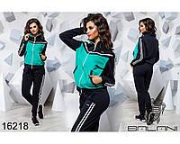 Женский спортивный костюм - 16218 р-р S   M   L женская одежда, интернет магазин Украина
