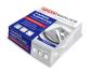 PROservice Серветки 33х33 двошарові білі складення 1/8  50 шт (30 шт/ящ)
