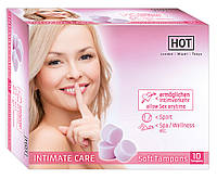 Тампоны HOT Intimate Care Tampons x 10