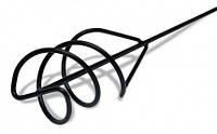 Миксер для штукатурки, цемента, клеевых масс, 80х500 мм, 10-20 кг, Украина (09-056)