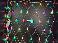 Светодиодная гирлянда 260 лампочек Led, гирлянда-сетка, гирлянды, заказать гирлянду, цена на гирлянды
