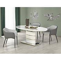 Стол обеденный деревянный ASPEN Halmar белый