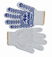Перчатки вязаные с вкраплением, L Украины, Украина (16-023)