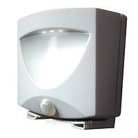 Led светильник Mighty Light с датчиком движения Ночник сенсорный  Акция !!!