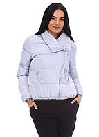 Осенняя короткая куртка D6522
