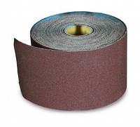 Бумага наждачная на тканевой основе, 200 мм х 50 м, зерн.40, Spitce (18-600)