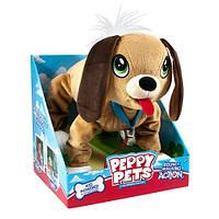 """Детская игрушка PEPPY PETS """"Веселая прогулка"""" - БАССЕТ"""