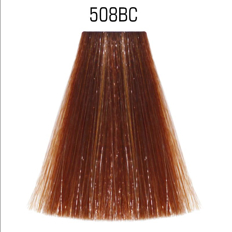 508Bc (светлый блондин коричнево-медный) Стойкая крем-краска для седых волос Matrix SocolorExtra Coverage,90ml