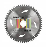 Диск пильный для алюминия 200/32 54T с адаптером 32/30, Spitce (22-948)
