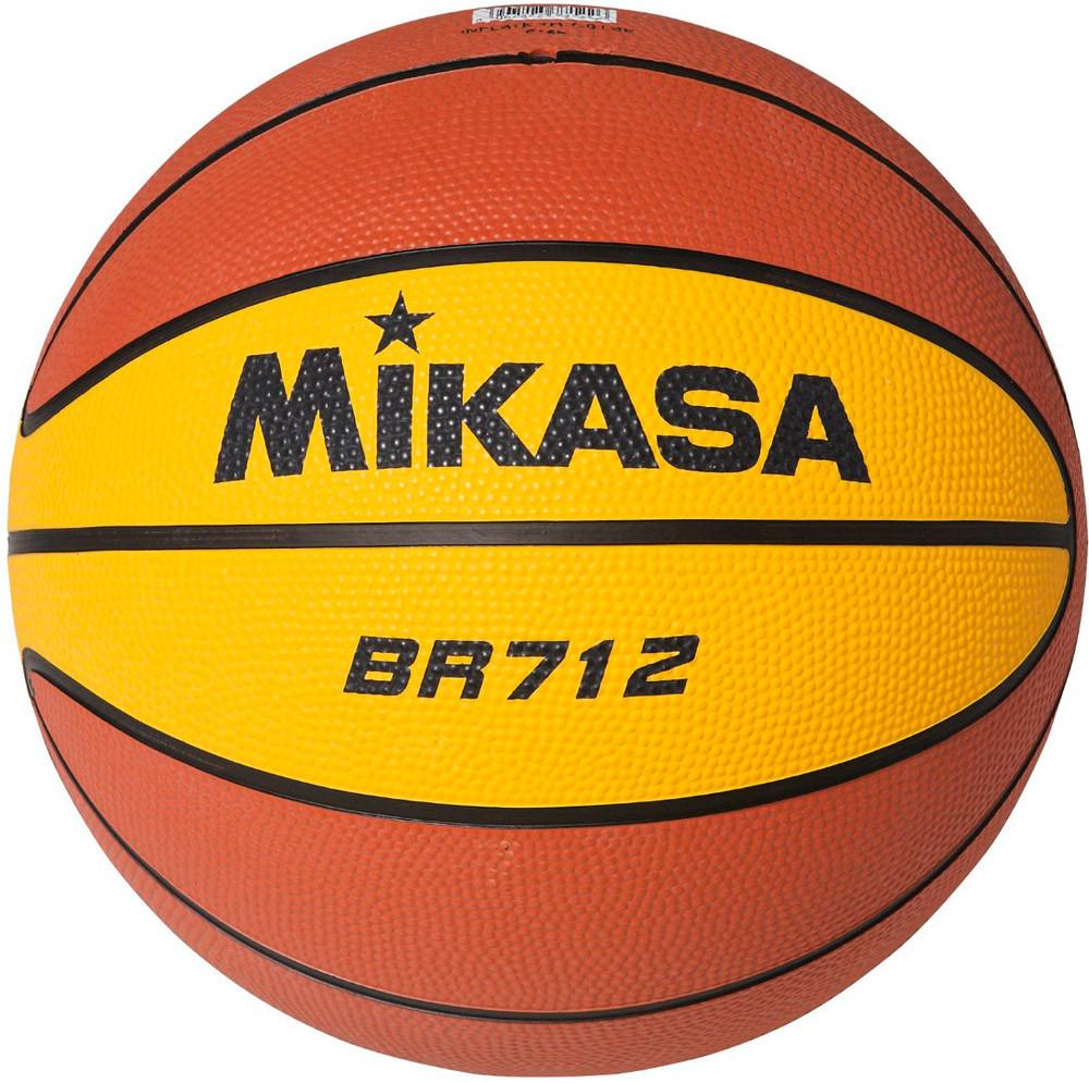 Мяч баскетбольный Mikasa (BR712), фото 1