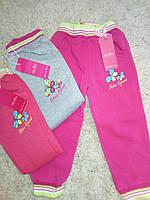 Спортивные брюки с теплым начесом Nice Wear 6-36 месяцев