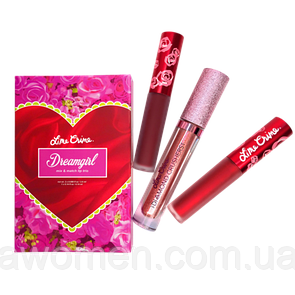 Набор помад Lime Crime Dreamgirl Bundle