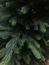 Искусственная елка литая ПРЕМИУМ Жозефина зеленая 1.20 - 2.70 метра , фото 2