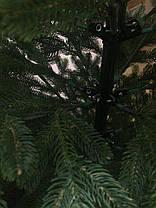 Искусственная елка литая ПРЕМИУМ Жозефина зеленая 1.20 - 2.70 метра, фото 2
