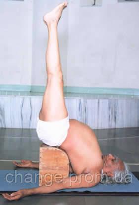 Особенности стиля йоги Айенгара.