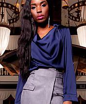 Женская красивая шелковая блузка (Кантилиjd), фото 2