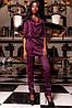 Женская красивая шелковая блузка (Кантилиjd), фото 4