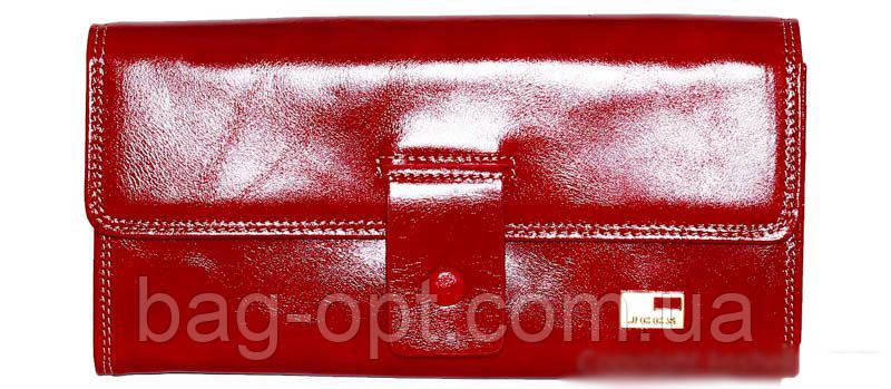 Женский кошелек из натуральной кожи Jccs (19,5x10 см)